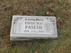 Edith May <I>Scott</I> Pascoe