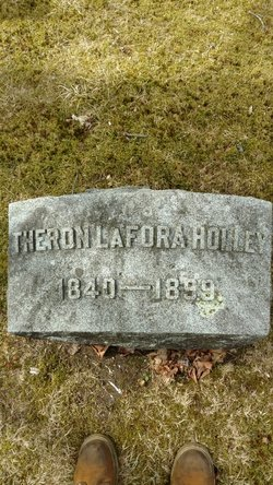 Theron LaFora Holley