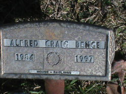 Alfred Craig Benge