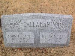 John L Callahan