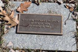 William Stewart Hobson