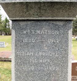 William Townsend Matson