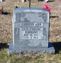 Carolyn Ann Hawkins