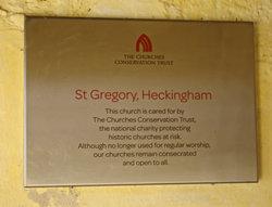 St Gregory Churchyard