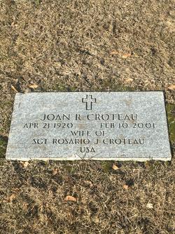 Joan Rose Croteau