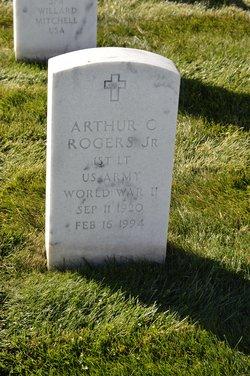 Arthur C Rogers, Jr