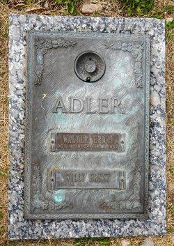 Walter Erich Adler