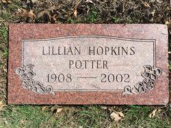 Lillian V <I>Duffell</I> Potter