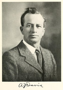 Allen J Davis