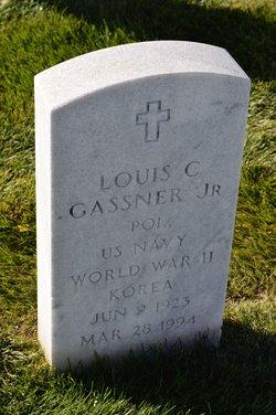 Louis C Gassner, Jr