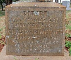 1LT Charles Meriwether Rives