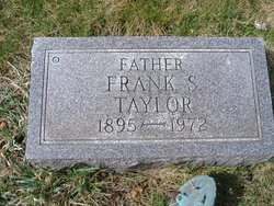 Frank S Taylor