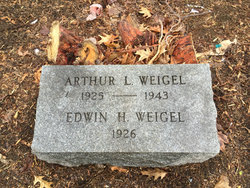 Edwin Harlan Weigel