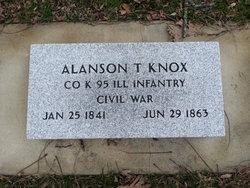 "Alanson Theodore ""Lant"" Knox"
