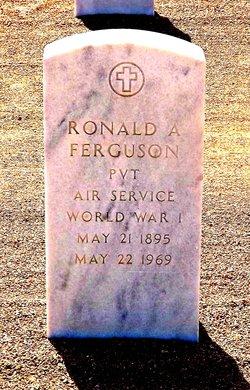 Ronald A Ferguson