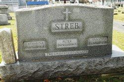 """Anna Maria """"Mary"""" <I>Franz</I> Streb"""