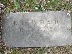 Ruth May Roach