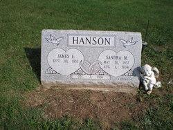 Sandra M <I>Anderson</I> Hanson
