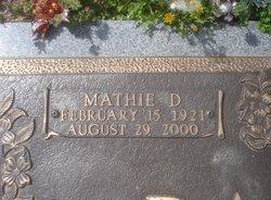 Mathie D Daniel