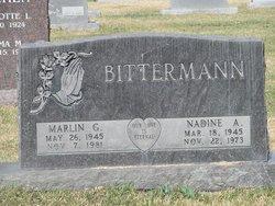 Marlin Gene Bittermann