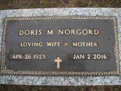 Doris M. <I>Schluenz</I> Norgord
