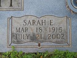 Sarah E. <I>Click</I> Stinnett