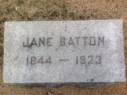Jane Batton