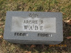Archie Roy Wade