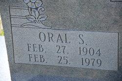 Oral Scott Fraysier
