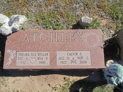 Thelma Sue <I>Roller</I> Atchley