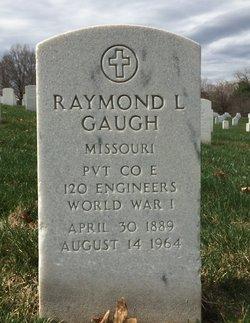 Raymond L Gaugh
