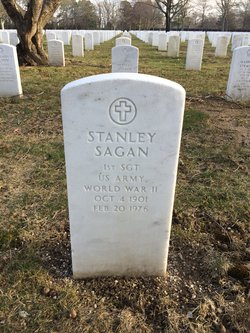 Stanley John Sagan
