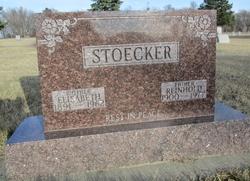 Elizabeth <I>Schuh</I> Stoecker