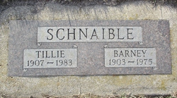 Barney Schnaible