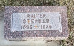 Walter A Stephan