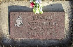 Edward Sandmeier