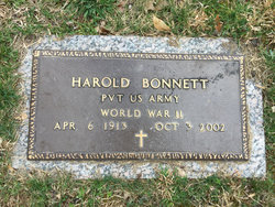 Harold Murray Bonnett