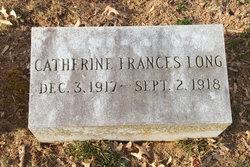 Catherine Frances Long