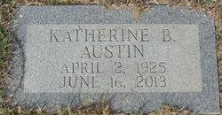 Katherine <I>Bozard</I> Austin