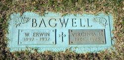 Virginia <I>Helderman</I> Bagwell