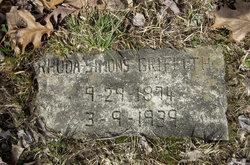 Rhoda Ann <I>Simons</I> Griffith