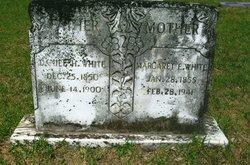 Margaret E <I>McDaniel</I> White