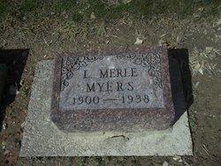 Leland Merle Myers