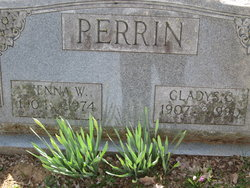 Gladys <I>Chittum</I> Perrin