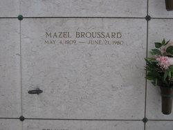 Mazel Broussard