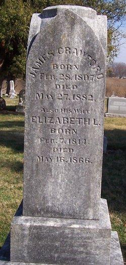 Elizabeth L. <I>Scott</I> Crawford