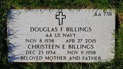 Christeen E Billings