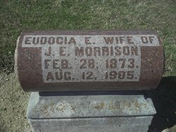 Eudocia E. <I>Finch</I> Morrison