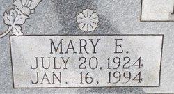 "Mary E. ""Sis"" <I>Butler</I> Thornton"