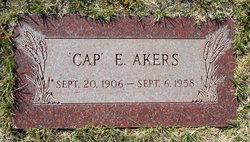 """Captian Earl """"Cap"""" Akers"""